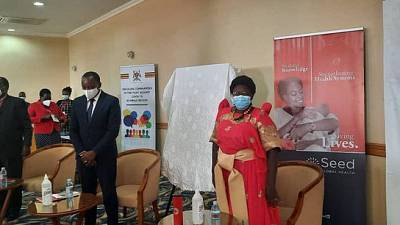 Coronavirus - Uganda: Launch of the Community Engagement Strategy in Eastern Region