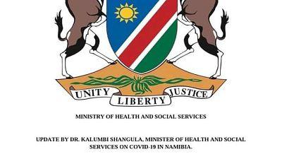 Coronavirus - Namibia: COVID-19 Update 26 December 2020