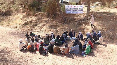La MINUSMA finance la construction d'un autre barrage pour faciliter l'accès à l'eau dans la région de Kidal