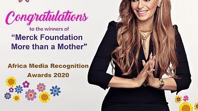 Merck Foundation CEO et les Premières Dames Africaines annoncent les gagnants des Prix « Merck Foundation More Than a Mother » Africa Media Recognition Awards 2020 pour briser la stigmatisation liée à l'infertilité