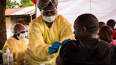 UN agencies and partners establish global Ebola vaccine stockpile