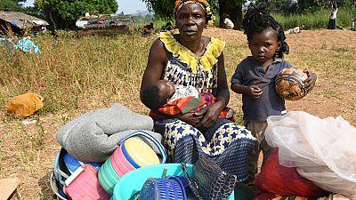 Le nombre de réfugiés centrafricains augmente alors que la violence s'intensifie