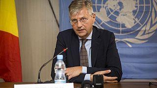 Mali : visite du chef des opérations de paix de l'ONU après les attaques meurtrières contre les Casques bleus