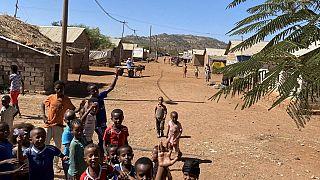 Le HCR constate les besoins désespérés dans les camps de réfugiés érythréens coupés du monde par le conflit au Tigré