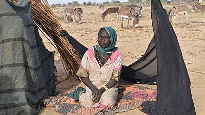 Plus de 100 000 personnes ont été déracinées par un regain de violence dans la région du Darfour au Soudan