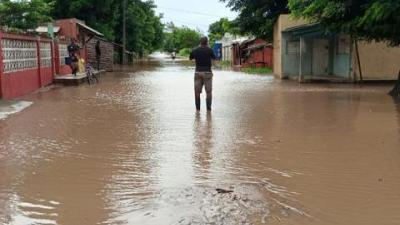 Frightened Residents brace as Cyclone Eloise approaches Mozambique
