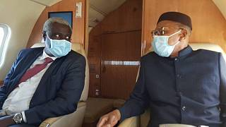 Moussa Faki Mahamat and Mohamed Ibn Chambas concluded a joint visit to Sierra Leone and Cabo Verde