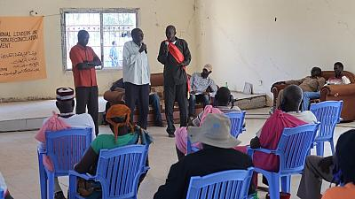 Traditional leaders in Malakal trained on conflict management and reconciliation processes