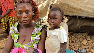 Des conditions effroyables alors que le déplacement lié à l'insécurité en République centrafricaine affecte désormais 200 000 personnes