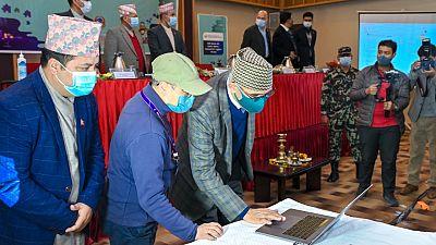 Webb Fontaine annonce le lancement officiel d'un projet de grande envergure pour le Guichet Unique National du Commerce et de la Douane du Népal