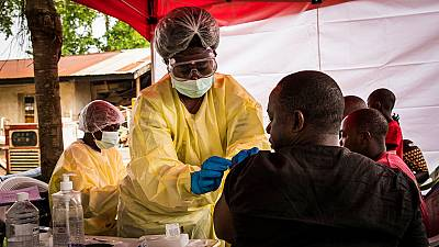 Ebola en RDC : l'OMS envoie des vaccins et des experts au Nord-Kivu