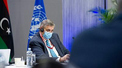 Ján Kubiš takes up functions as the UN Secretary-General Special Envoy For Libya, stresses UN commitment to a stable, prosperous, sovereign and unified Libya