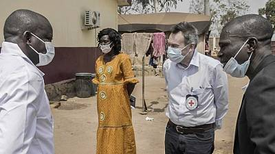 """""""It is time to end the violence in the Central African Republic"""""""