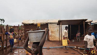 Le HCR plaide en faveur d'un meilleur accès humanitaire en République centrafricaine alors que les déplacements de population s'intensifient