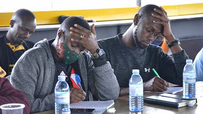 Uganda Rugby Union (URU) holds a Referee Refresher Course