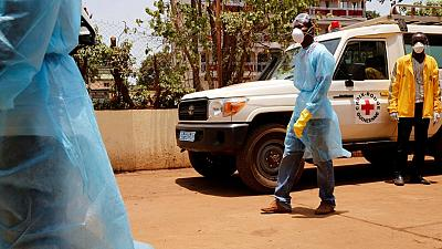 """Ebola outbreak in Guinea: Red Cross calls for a response that is """"faster than the virus"""""""