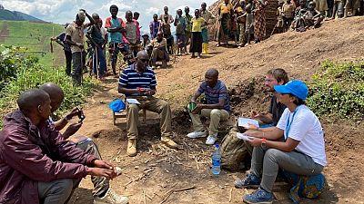 Le HCR est alarmé par les atrocités commises par les groupes armés à l'est de la RDC