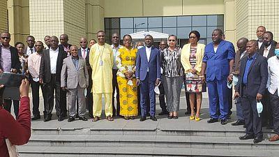 La RDC va introduire une dizaine de modules d'enseignement recommandés par l'OMS dans les formations médicales pour renforcer les capacités de base des prestataires de santé