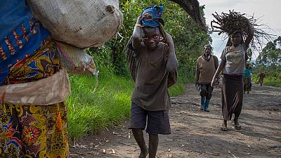 En RDC, trois millions d'enfants déplacés sont menacés par les violences (UNICEF)