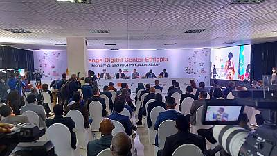 GIZ and Orange launch an Orange Digital Center in Ethiopia, the 3rd in the Africa and Middle East region, to train young people in digital technology and boost their employability