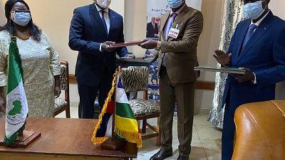 Centrafrique : la Banque africaine de développement accorde plus de 20 milliards CFA pour la modernisation de l'aéroport de Bangui et la sécurité alimentaire