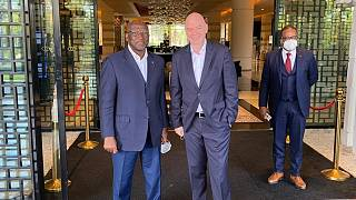 FIFA President's African visits continue