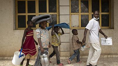 UNHCR seeks US$164 million for displaced Central Africans