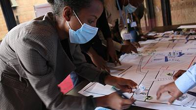 WHO launches first Mass Casualty Management (MCM) training in Addis Ababa