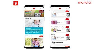 CORRECTION: Vodacom Congo et Mondia lancent 'Mum&Baby', la première plateforme pour la santé maternelle en RD Congo