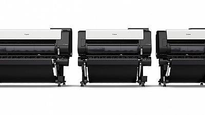 One printer for fast, high-definition CAD and poster production – the new Canon imagePROGRAF TX Series