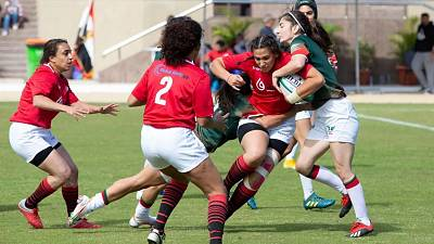 More people talking about rugby in Egypt following women's Arab Sevens success