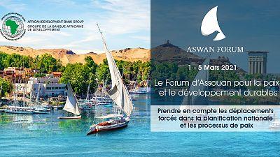 Forum d'Assouan II : renforcer les synergies en faveur des victimes de déplacements forcés en contexte de Covid-19