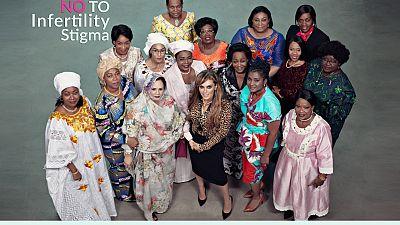 La Fondation Merck et 18 Premières Dames d'Afrique célèbrent la Journée Internationale de la Femme en brisant la stigmatisation autour des femmes infertiles et en autonomisant les filles à travers l'éducation