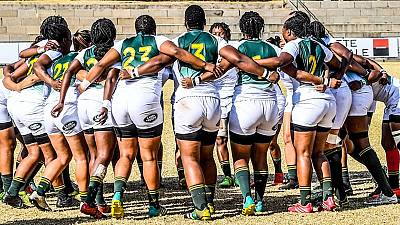 Bok Women make positive mind-shift after RWC disappointment