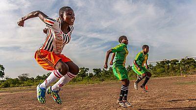 « Championnes » : le football pour faire progresser l'égalité filles-garçons en Afrique