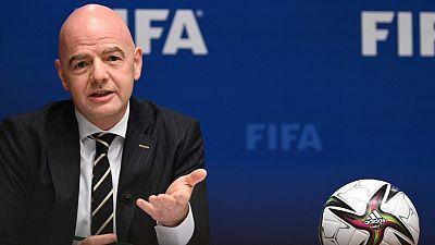 Le Président de la FIFA évoque les dangers qui menacent le football lors d'un congrès de l'ONU sur le crime et la justice