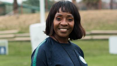 Abigail Kawonza: Paving the way for successful women on and off the field