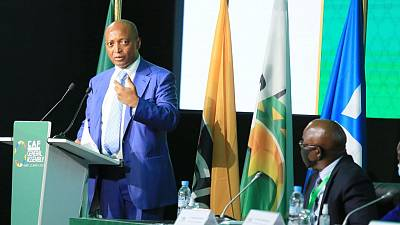 Patrice Motsepe elected CAF President as Africa united behind common objective