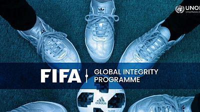 La FIFA lance son Programme mondial d'intégrité pour intensifier la lutte contre la manipulation de matches