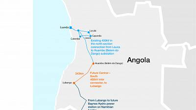 CORRECTION - Angola: African Development Bank funds $530 million electricity project to expand renewable energy and regional connectivity