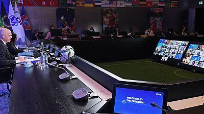 Le Congrès de la FIFA désignera les pays hôtes des prochaines éditions de la Coupe du Monde Féminine de la FIFA™