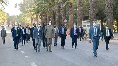 Ethiopian Prime Minster winds visit to Asmara