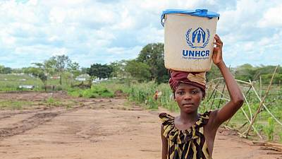 UNHCR alarmed at brutal attacks by insurgent armed group in Mozambique
