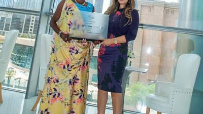 Merck Foundation, Burundi First Lady supported families of casual workers affected by Coronavirus pandemic