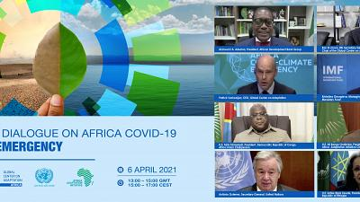 CORRECTION: African presidents and global leaders support bold action on climate change adaptation for Africa
