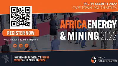 Africa Oil & Power unites Mining and Energy at All-Africa Event in 2022