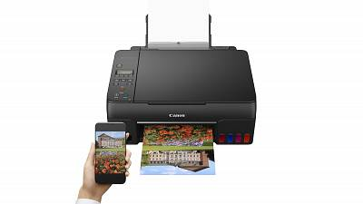 Print on with Canon's next generation MegaTank printers - where quality meets quantity