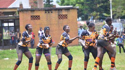 Uganda Women's Rugby Action Resumes