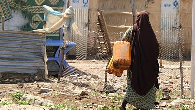 Somalia braces for record levels of displacement as drought takes hold