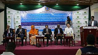 Somalia implements ground-breaking project aimed at improving psychosocial support and mental health care for young people affected by conflict through a socially-inclusive integrated approach for peace-building